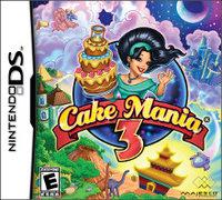 Majesco Cake Mania 3