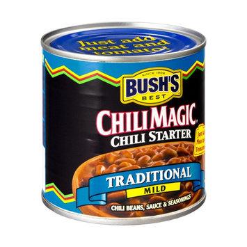 Bush's Chili Magic Chili Starter Traditional Mild