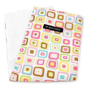 Ah Goo Baby Burp Cloth Pattern: Gumdrop