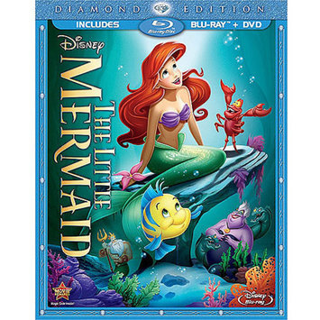The Little Mermaid (Diamond Edition) (Blu-ray + DVD) (Anamorphic Widescreen)