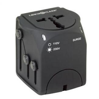 Lewis N. Clark Electronics Universal 4-in-1 Adapter Plug