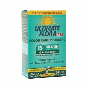 ReNew Life Ultimate Flora RTS Colon Care Probiotic