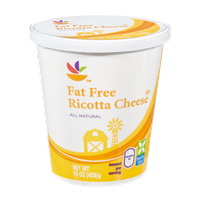 Ahold Fat Free Ricotta Cheese