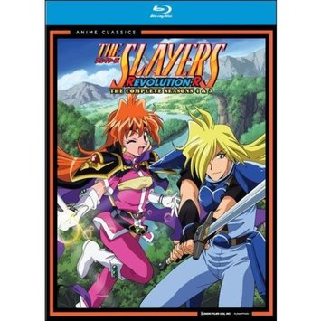 The Slayers: Revolution-R - The Complete Seasons 4 & 5 (Blu-ray)