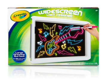 Binney & Smith Crayola Widescreen Light Designer Kit - BINNEY & SMITH INC.