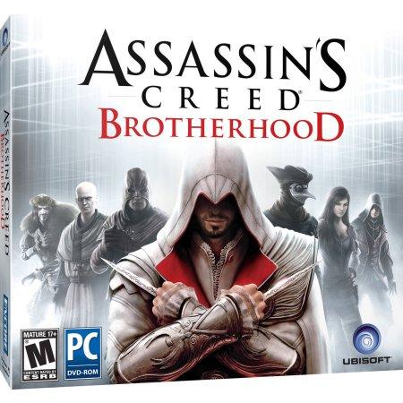Ubisoft ASSASSINS CREED BROTHERHOOD JC (WIN XP, VISTA, WIN 7)