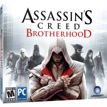 Ubisoft ASSASSINS CREED BROTHERHOOD JC (WIN XP, VISTA, WIN 7)