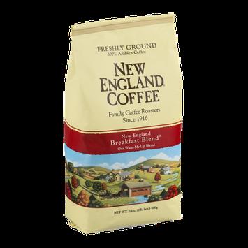 New England Coffee New England Breakfast Blend Freshly Ground