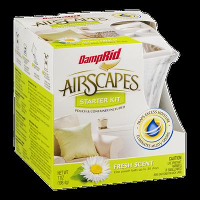DampRid AirScapes Starter Kit
