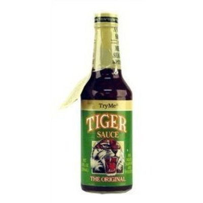 Try Me, Sauce Tiger, 10 OZ (Pack of 6)