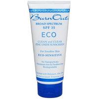 BurnOut Eco-sensitive Zinc Oxide Sunscreen SPF 35 (3 oz)