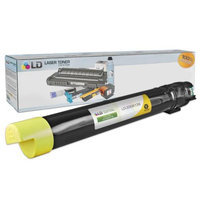 LD Compatible Replacement for Dell 7130cdn High Yield Yellow 330-6139, FRPPK Toner Cartridge