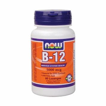 NOW Foods Vitamin B-12