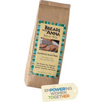Breads From Anna for Full Circle Exchange Gluten- & Yeast-Free Bread Mix, 18.1 oz