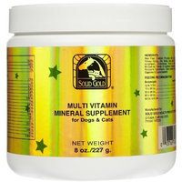 SOLID GOLD 937644 Multi-Vitamin/Mineral Supplement for Pets, 8-Ounce
