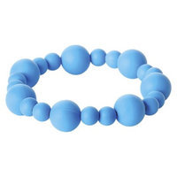 Nixi by Bumkins Bolla Silicone Teething Bracelet - Blue