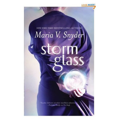 Storm Glass (Glass, Book 1)