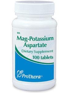 Prothera Mag-Potassium Aspartate 100 tabs