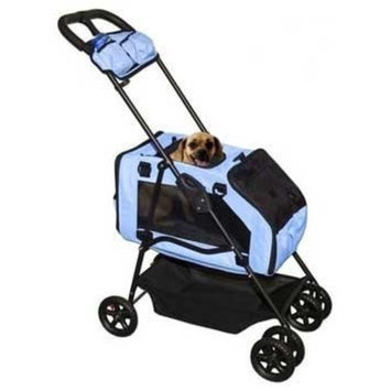 Pet Gear Pet Travel System Stroller pink