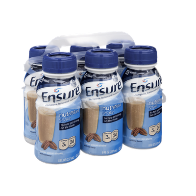 Ensure Nutrition Shake Butter Pecan Shake - 6 PK