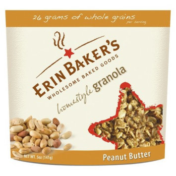 Erin Baker's Homestyle Peanut Butter Granola 5 oz