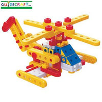Guidecraft Construct-It Early Bldr - 95 pcs