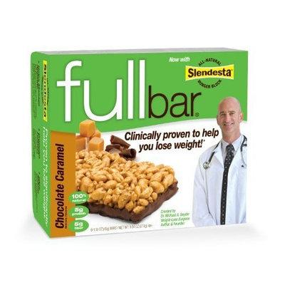 Fullbar Chocolate Caramel, 1.59 oz. Bars 6-Count