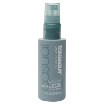 Toni&Guy Casual Sea Salt Texturising Spray