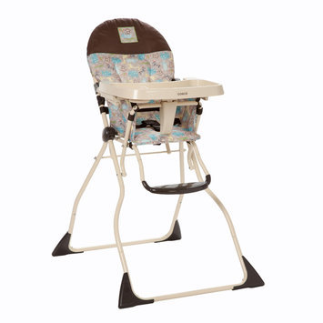 Cosco Slim Fold High Chair in Kontiki