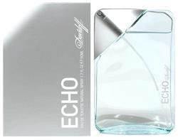 None Davidoff 'Echo' Men's 3.3-ounce Eau De Toilette Spray