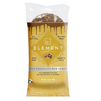 Element Milk Chocolate Rice Cakes 3.5 oz
