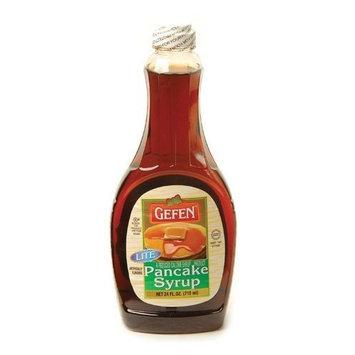 3 Pack Gefen Pancake Syrup Lite 24 Oz