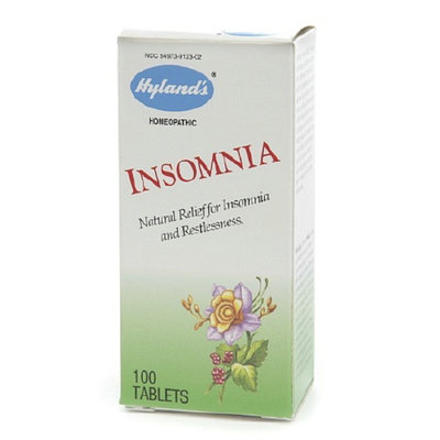 Hyland's Insomnia Tablets