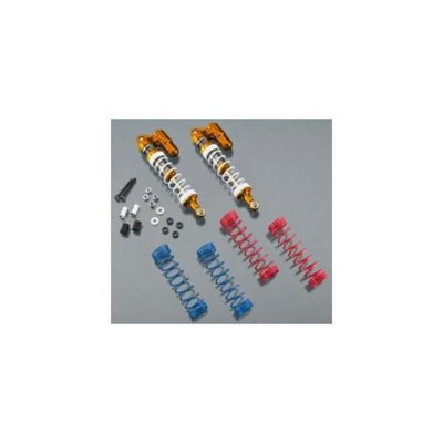 XSR3 Piggyback Rear Shock (2), Orange: SLH, ST