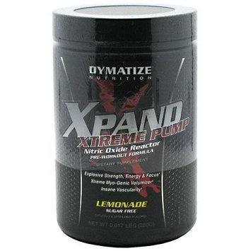 Dymatize Nutrition Xpand Xtreme Pump, Lemonade, 280-Grams
