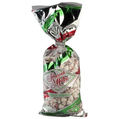 Christmas Smooth N Melty Petite Mints 8 oz Bag by Miles Kimball