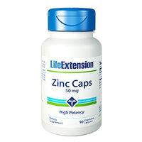 Life Extension Opti Zinc 50 mg Capsule, 90 Count