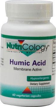 Nutricology - Humic Acid 750 mg. - 60 Vegetarian Capsules