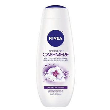 Nivea Body Wash Touch of Cashmere Cream Oil Body Wash