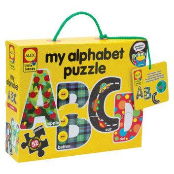 Alex Toys My Alphabet Puzzle