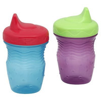 NUK Gerber Fun Grips Cup, 7 Ounce, 2 Pack (4 Count), Colors May Vary