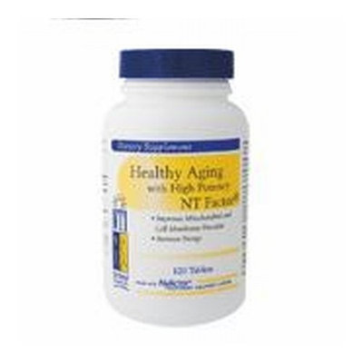 NTI Nutritional Therapeutics Inc. NTI-Nutritional Therapeutics Inc. - Healthy Aging w/NT Factor - 120 tablets
