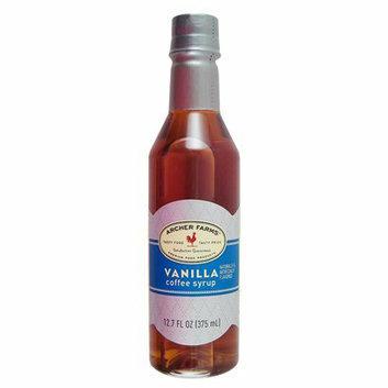 Archer Farms Vanilla Coffee Syrup 12.7 oz.