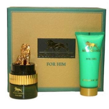 Vapro Mgm Grand By Vapro For Men. Gift Set (eau De Toilette Spray 1.7-Ounces & Aftershave Balm 3.4oz )