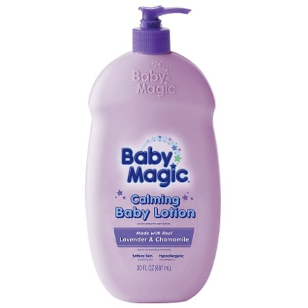 Baby Magic Calming Baby Lotion