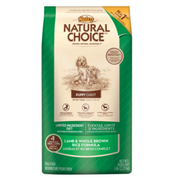 Nutro Natural Choice NUTROA NATURAL CHOICEA Limited Ingredient Puppy Food