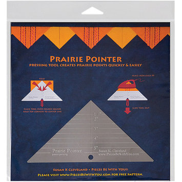 Pieces Be With You Prairie Pointer Pressing Tool-