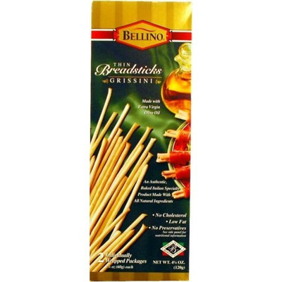 Bellino Breadsticks, 4.25 Boxes (Pack of 12)