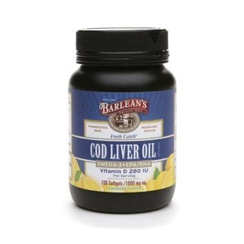 Barlean's Organic Oils Cod Liver Oil