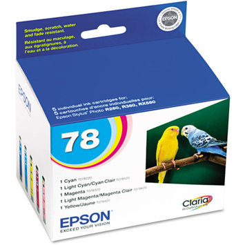 Epson Color Ink Multipack - T078920